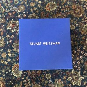 STUART WEITZMAN SHOE BOX.
